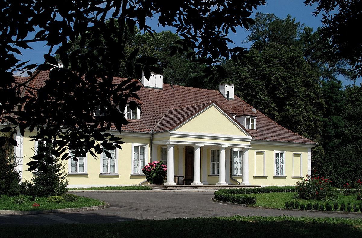 Dwor Polski Xviii Xix Wieku Architektura Tradycje Atmosfera